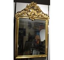 Miroir style Louis XV Funk