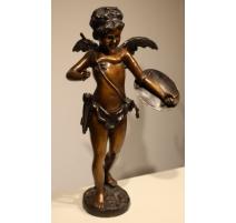 Bronze Cupidon signé P. PHILIPPE 1960