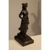 "Sculpture ""Bretonne"""