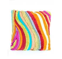 Coussin Vague multicolor