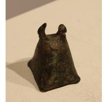 Cloche en bronze