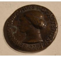 Médaille de Sigismondo Pandolfo Malatesta