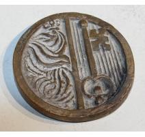 Médaille Genève en bronze
