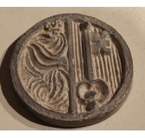 Médaille Genève en métal