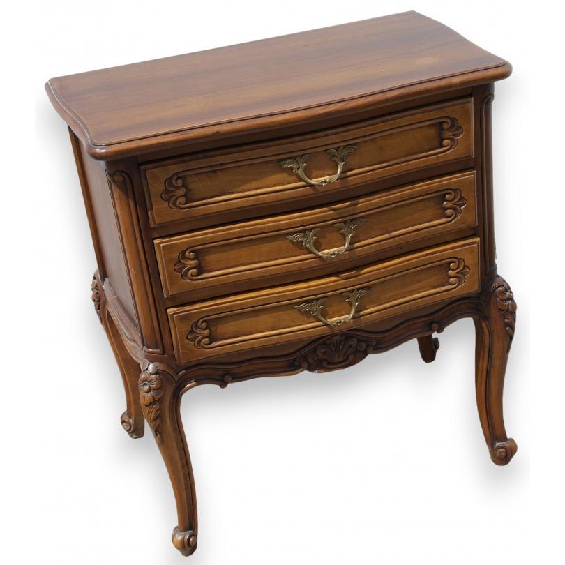 paire de chevets louis xv sur moinat sa antiquit s d coration. Black Bedroom Furniture Sets. Home Design Ideas