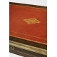 Bureau plat Volignac style Louis XV