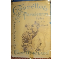 Poster Cigarettes Parisiennes Tabac Maryland