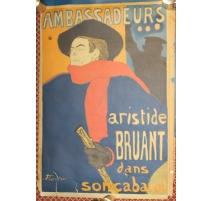 Poster Ambassadeurs par LAUTREC