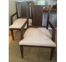 Paire de fauteuils style Chinois par SELVA