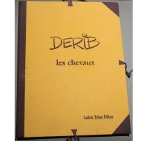 "Portfolio ""Les chevaux"" de DERIB"