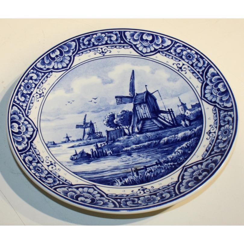 "Assiette ""Delftsblauw"" 309.24"