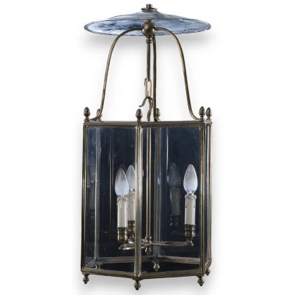 Lanterne hexagonale Directoire