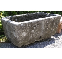 Rectangular basin.