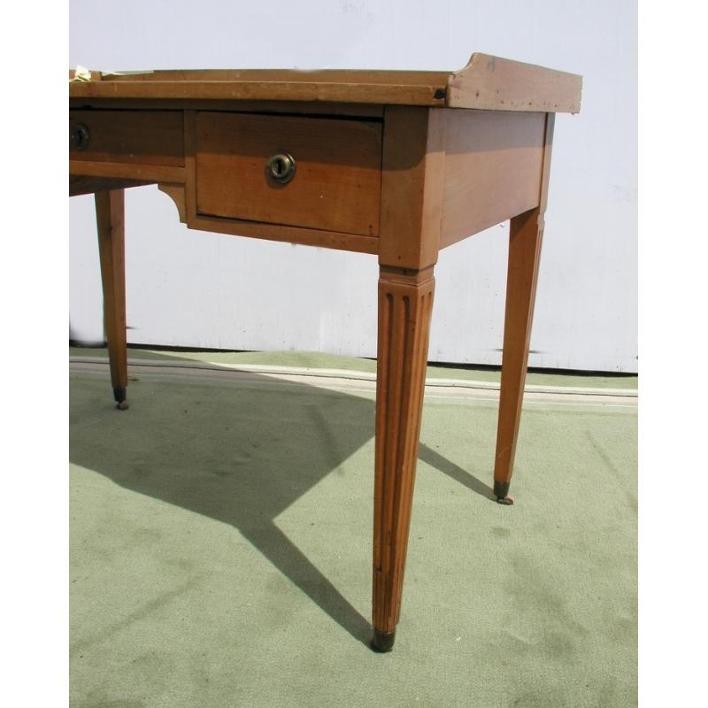 bureau style louis xvi sur moinat sa antiquit s d coration. Black Bedroom Furniture Sets. Home Design Ideas