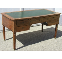 Directoire desk with 4 drawers