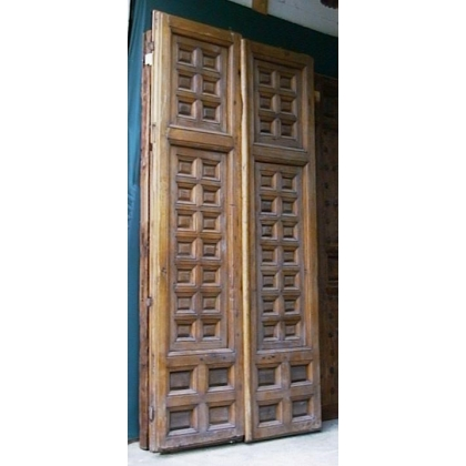 Door coffered