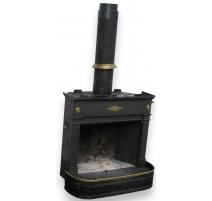 Directoire Paris fireplace.
