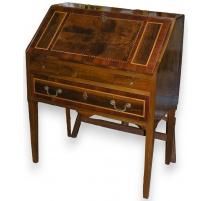 Directoire bureau with 3 drawe