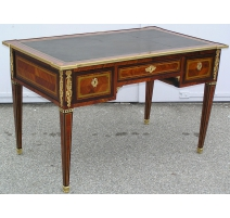 Louis XVI writing table with 3