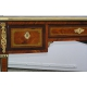 Bureau Louis XVI, 3 tiroirs.