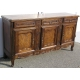 Bressan buffet with 3 drawers