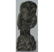 "Bronze ""Hibou"", CHRISTEV."