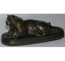 "Bronze ""Lion"", BARYE."