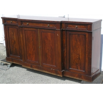 Buffet with 3 drawers.