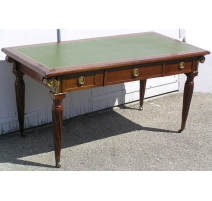 Flat desk Louis XVI, attributed to René DUBOIS