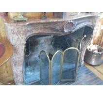 Fireplace Regency.