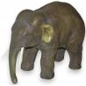 """Bronze """"Eléphant"""" de Vienne."""