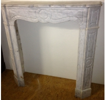 Fireplace Louis-Philippe.