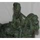 "Bronze ""roman Knight""."