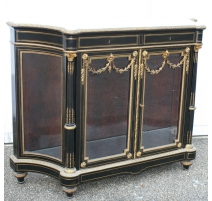 Buffet Napoleon III with 2 doors