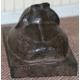 "Bronze ""Grèbe huppé"" signé Robert HAINARD"