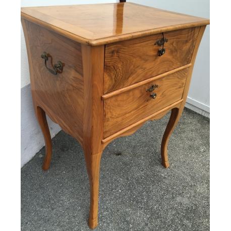 chevet bernois louis xv sur moinat sa antiquit s d coration. Black Bedroom Furniture Sets. Home Design Ideas