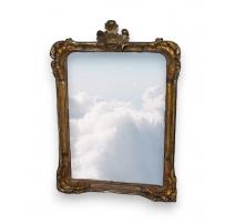 Miroir Louis XV bernois.