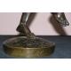 """Bronze """"Danser"""", signé A. CAL"""