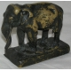 "Bronze ""Elephant"", signed Alfr"