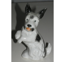 """Sculpture """"Dog standing on its hind legs"""" D"""