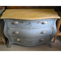 Chest of drawers Louis XV style, model Ca