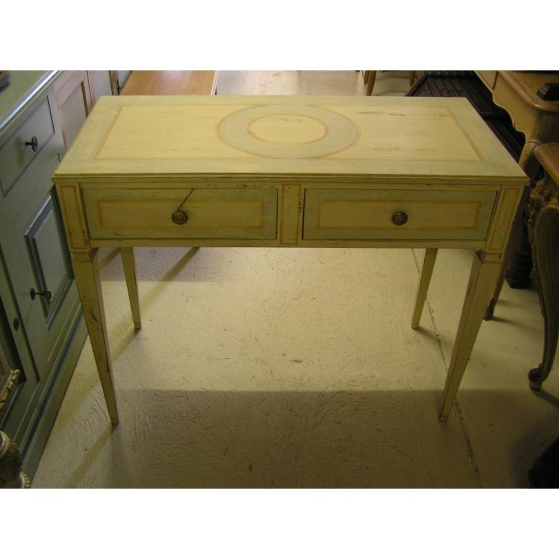 console laqu e avec 2 tiroirs sur moinat sa antiquit s. Black Bedroom Furniture Sets. Home Design Ideas
