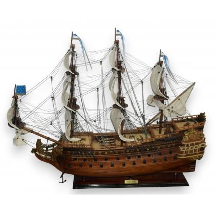"""Maquette de bateau """"SOLEIL ROYAL"""""""