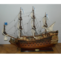 Ship model SOLEIL ROYAL""
