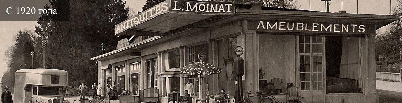Moinat - Depuis 1920