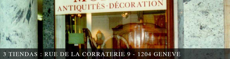 Moinat Antiquités Genève